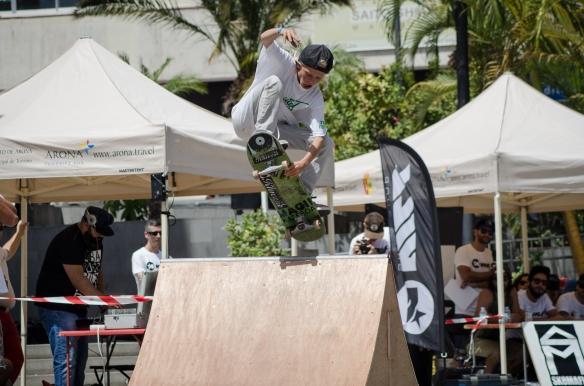 3º puesto: Lucas Bourdier