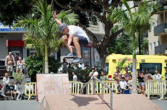 2º puesto: Alexander Quintero