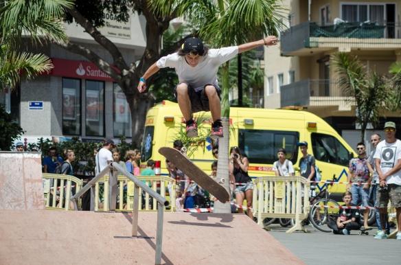 1º puesto: Luis Miguel Londoño